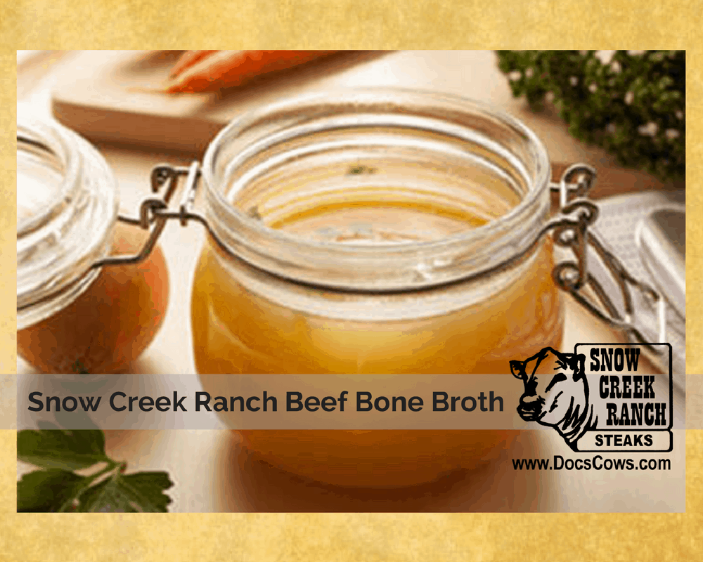 Beef Bone Broth Recipe