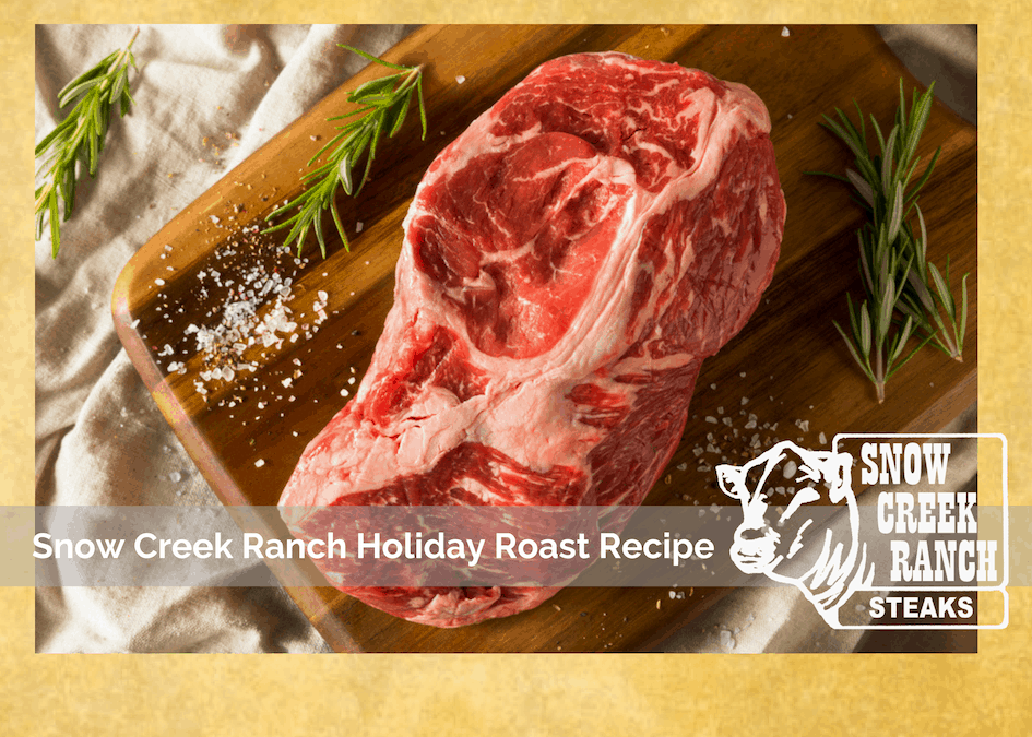 Holiday Roast Recipe